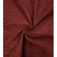 Maroon Fire Rated Velvet Fabric