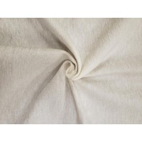 White Fire Rated Velvet Fabric