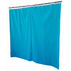 16 ft High Flocking Velvet Curtains w/Small Grommet Eyelet Top