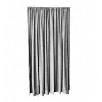 9 ft High Fire Rated Velvet Curtains