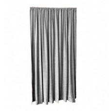 9 ft High Fire Rated Velvet Curtains w/Rod Pocket Top