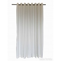 15 ft High Fire Rated Velvet Curtains w/Grommet Eyelet Top