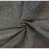 Charcoal Grey Fire Rated Velvet Fabric