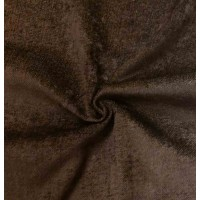 Brown Fire Rated Velvet Fabric