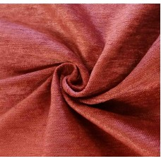 Red Fire Rated Velvet Fabric