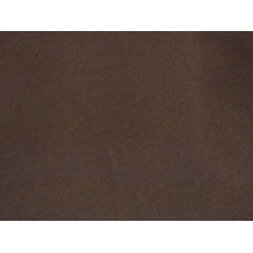Brown Flocked Velvet Fabric
