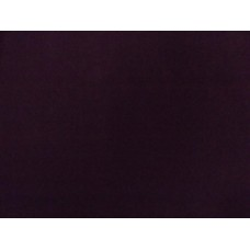 Purple Flocked Velvet Fabric