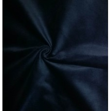 Blue Cotton Velvet Fabric