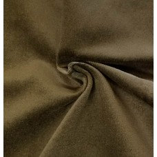 Green Cotton Velvet Fabric