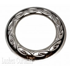 Nickel Design #14 Grommet Eyelets Size #12