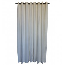 14 ft High Cotton Velvet Curtains With Grommet Eyelet Top