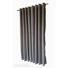 11 ft High Fire Rated Velvet Curtains w/Grommet Eyelet Top