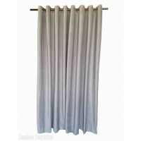 13 ft High Fire Rated Velvet Curtains With Grommet Eyelet Top